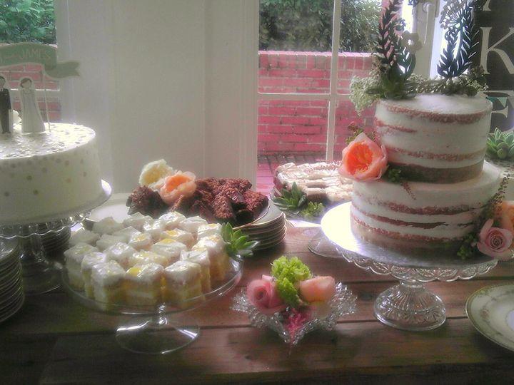 Tmx 1411651952451 Solarium Cake And Dessert Table Atlanta wedding