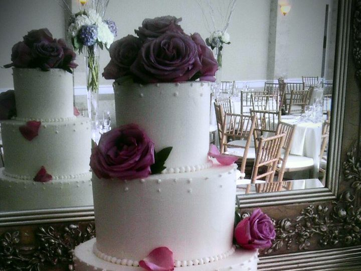 Tmx 1411652090882 Park Tavern Wedding Cake Atlanta wedding