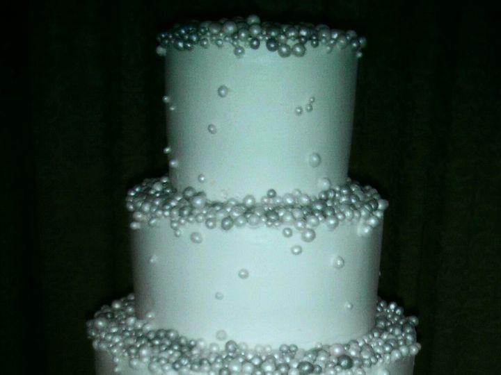 Tmx 1411652139881 Pearl Flow Wedding Cake Atlanta wedding
