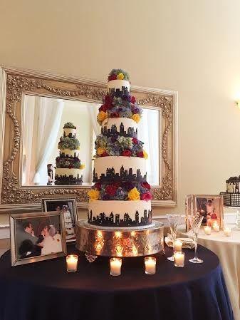 Tmx 1463430550521 Atlantaskylineweddingcake1 Atlanta wedding