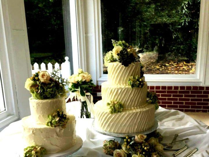 Tmx 1463430553821 Burgeplantationtexturedweddingcakes1 Atlanta wedding