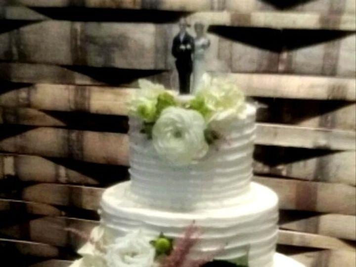 Tmx 1463430580337 Texturemonogramwoodplateau1 Atlanta wedding