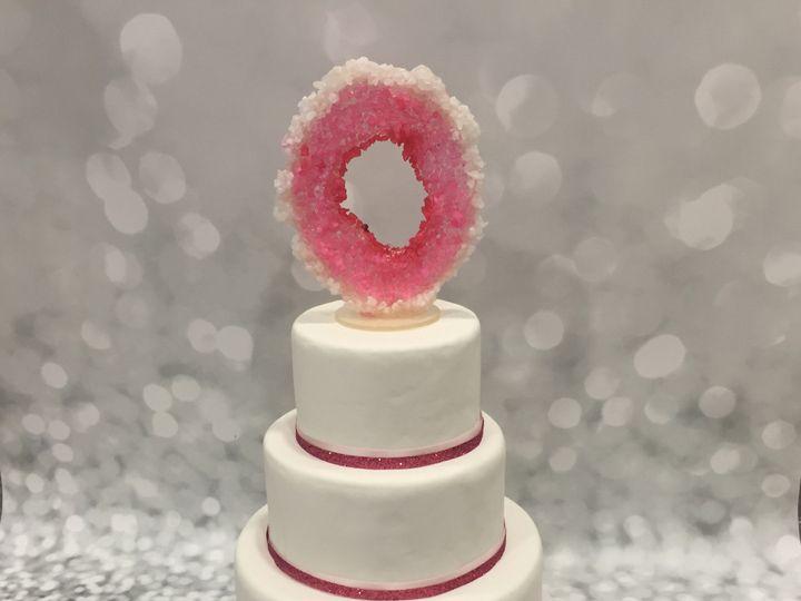 Tmx 1485307148068 Celebrationgeode Middle Village, New York wedding cake