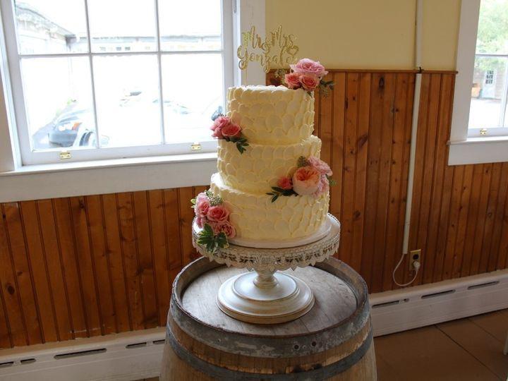 Tmx 1485307291836 Img00321024.id276233 Middle Village, New York wedding cake