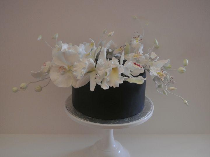 Tmx 1485307387709 Dsc5192 Middle Village, New York wedding cake