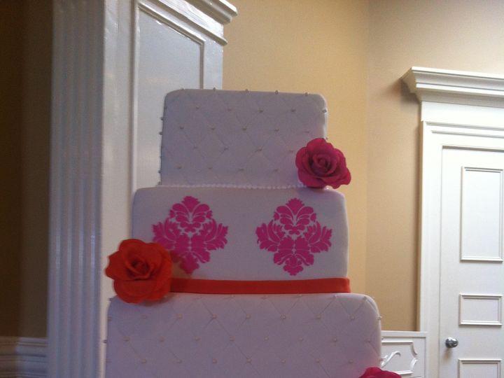 Tmx 1485307694564 Img0057.id140212 Middle Village, New York wedding cake