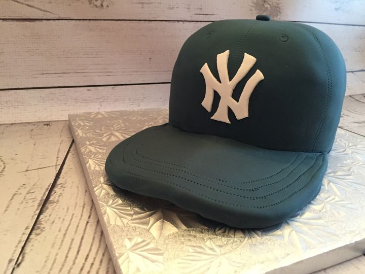 Tmx 1485308330823 Yankeecelebration Middle Village, New York wedding cake