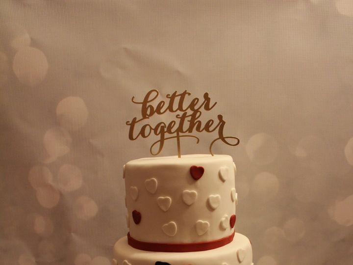 Tmx 1485308924061 2016 12 03 23.50.40 Middle Village, New York wedding cake