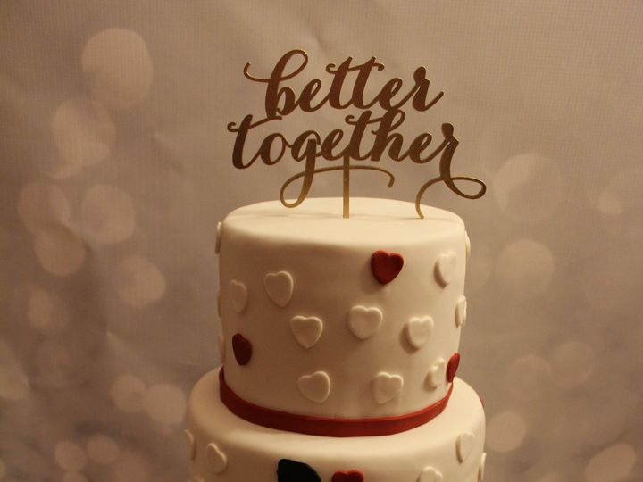 Tmx 1489175166129 2016 12 03 23.50.50 Middle Village, New York wedding cake
