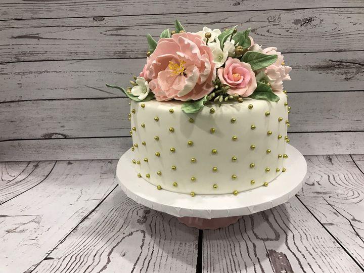 Tmx 1491269497682 Img0540 Middle Village, New York wedding cake