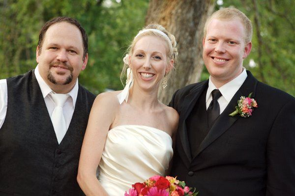 Virginia Maryland DC Wedding Officiant