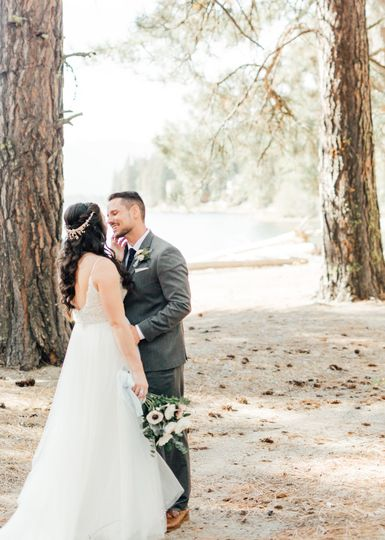 Leavenworth Wedding Photos