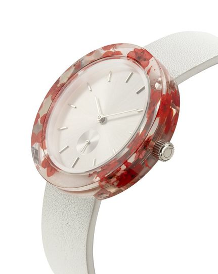Forget-Me-Not Botanist Watch