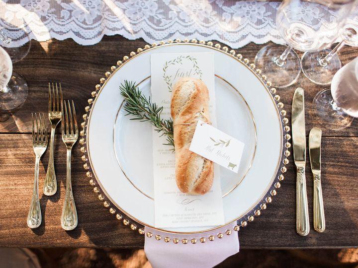 Tmx 1514740607819 1baguette Elgin, Illinois wedding invitation