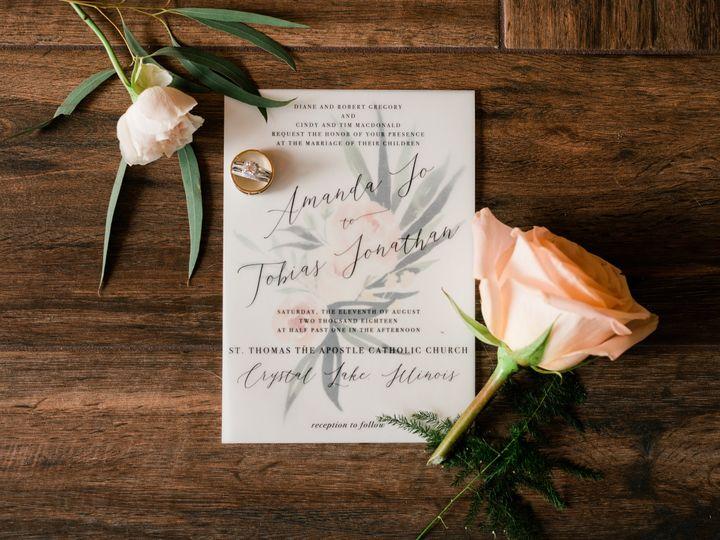 Tmx Invitation 51 501485 Elgin, Illinois wedding invitation