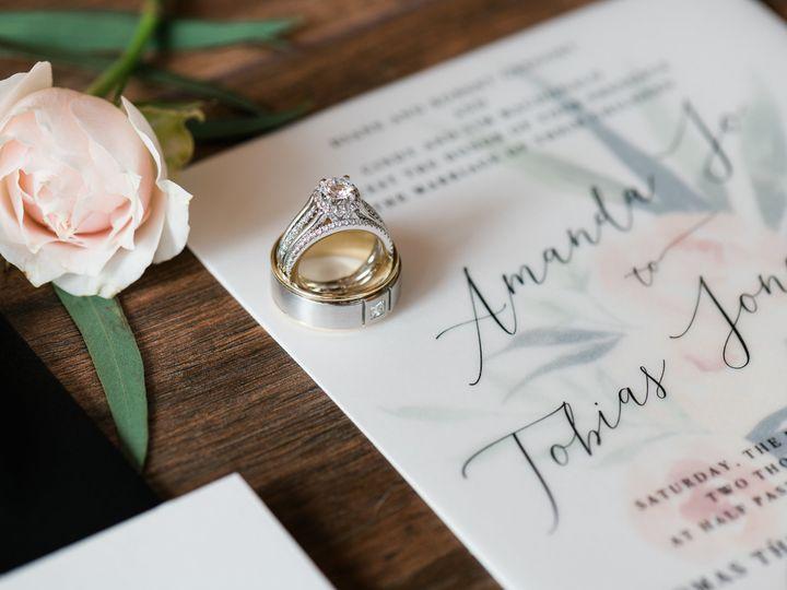 Tmx Invite Up Close 51 501485 Elgin, Illinois wedding invitation