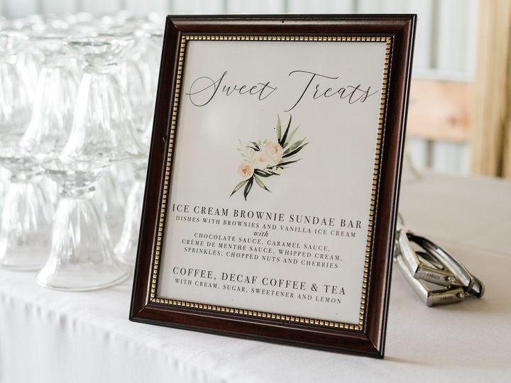 Tmx Signage 51 501485 Elgin, Illinois wedding invitation