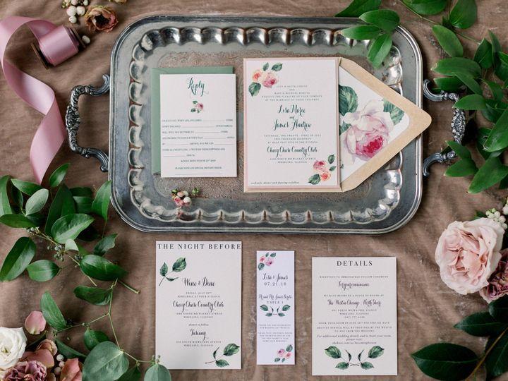 Tmx Travelino 5020 51 501485 V1 Elgin, Illinois wedding invitation