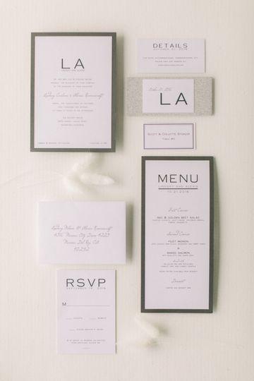Ultra Modern Invitation
