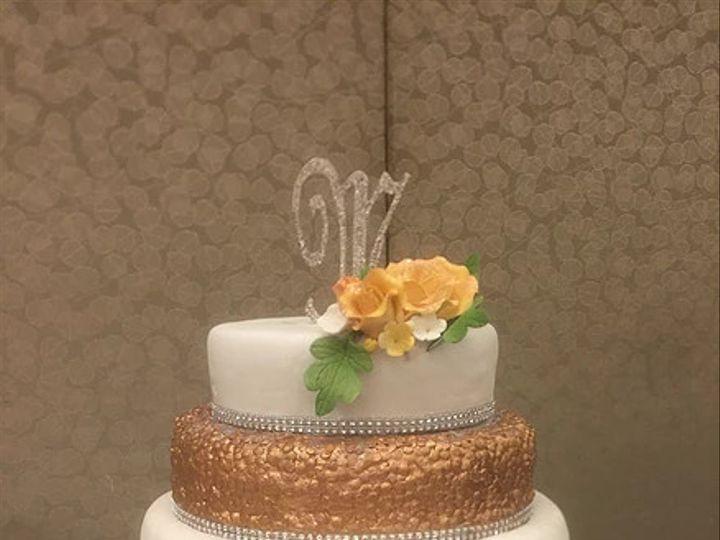 Tmx 1497927454462 Image South Ozone Park wedding cake
