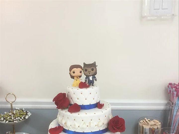 Tmx 1497927543650 Image South Ozone Park wedding cake