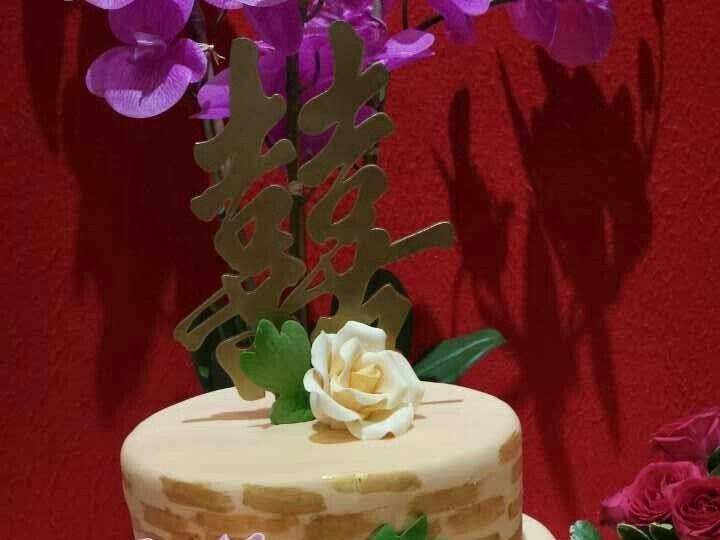 Tmx 1497927647259 Mmp Chinese Happiness1 South Ozone Park wedding cake