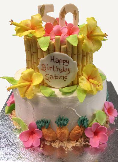 Aloha Cakes AZ - Wedding Cake - Phoenix, AZ - WeddingWire