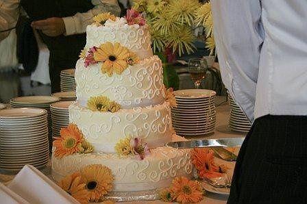 Weddinng cake
