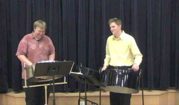 Mike and Colin, Steel Drums