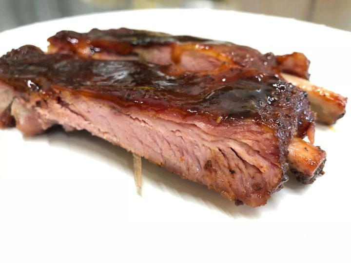 Competition Style Ribs