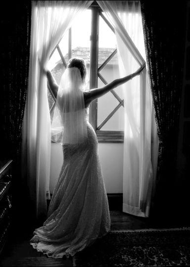 dramatic wedding photography los angeles
