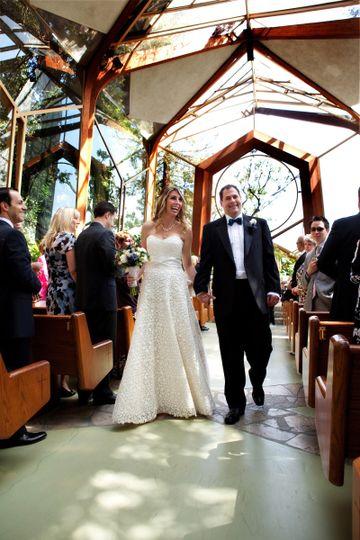 pronounce you man and wife wayfarers chapel