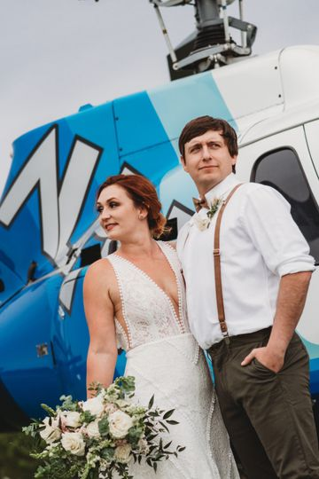 Helicopter Elopement