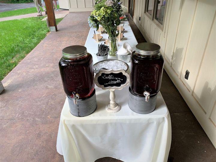 Cool beverage dispensers