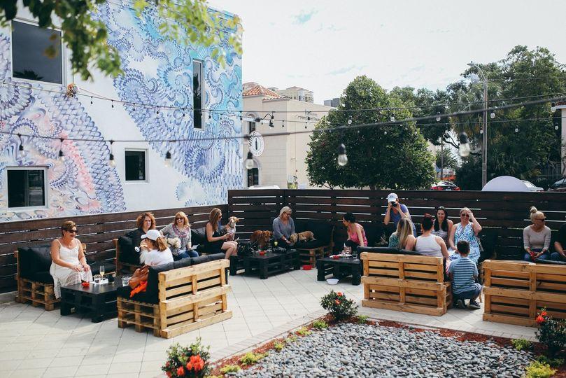 Wine scene's Graffiti Garden