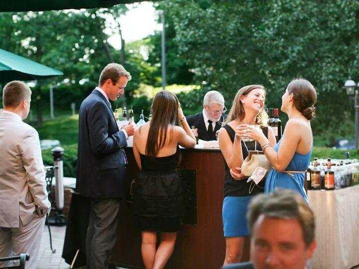 Tmx 1443639343274 Patio Cocktail Hour3 Philadelphia, PA wedding venue
