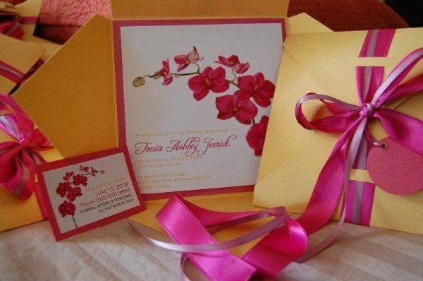 Tmx 1247505846706 Invite1 Brooklyn wedding invitation