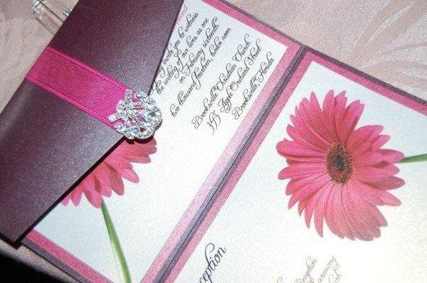 Tmx 1247505878175 Invite3 Brooklyn wedding invitation