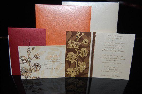 Tmx 1259702462267 DSC0108 Brooklyn wedding invitation
