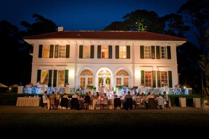 Cherokee cottage dinner/reception