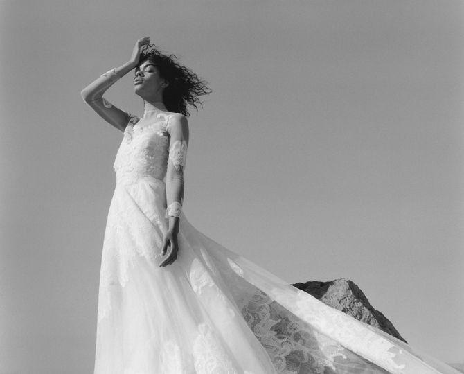 L.M. Alcott gown