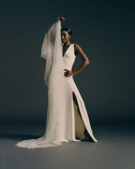 N. Portman gown