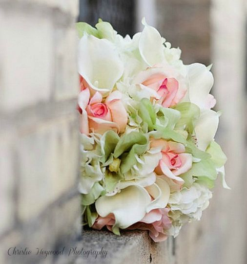 Wedding Flowers Salt Lake City Utah : Blue lily bridal wedding flowers utah salt lake city