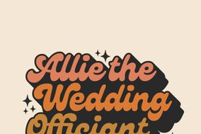 Allie The Wedding Officiant