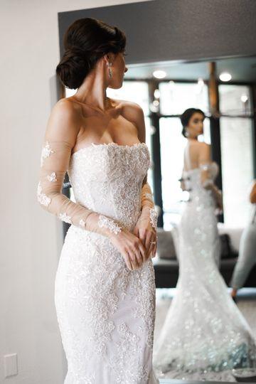 Nyanza Bridal boutique