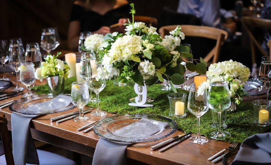 Table Settling
