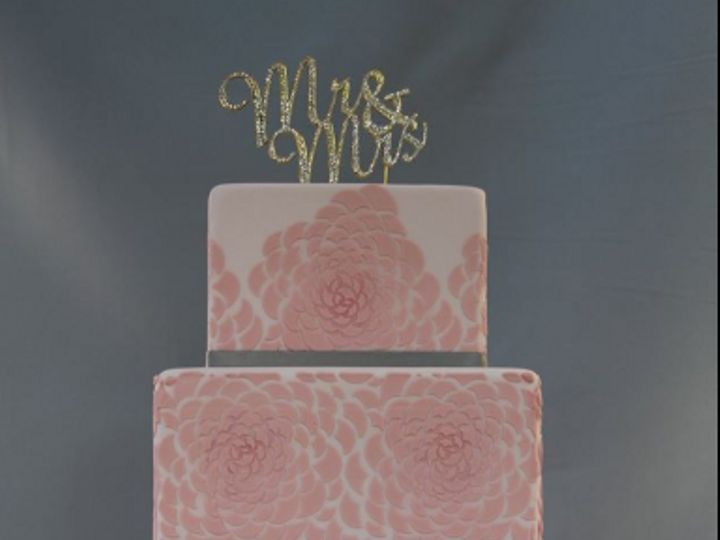 Tmx Filgree 51 1969485 158998004625570 Ponte Vedra Beach, FL wedding cake
