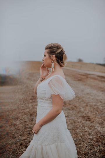 Paris Dress by Sheila Frank