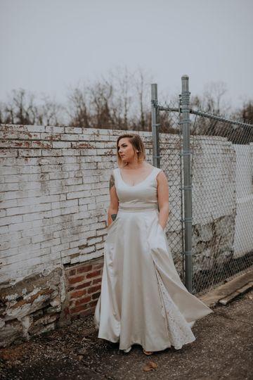 Amanda Dress by Sheila Frank