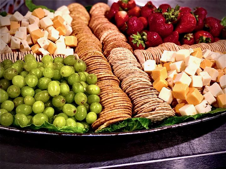 Tmx Cheese And Fruit Platter 51 1011585 159974610744714 Spring, TX wedding catering